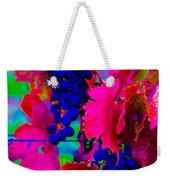 Grape Acid Weekender Tote Bag