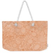 Grape Cell Abstract Weekender Tote Bag