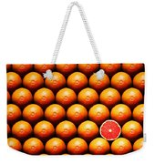 Grapefruit Slice Between Group Weekender Tote Bag