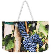 Grapes 1 Weekender Tote Bag