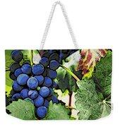 Grapes 3 Weekender Tote Bag