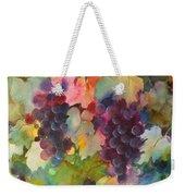 Grapes In Light Weekender Tote Bag