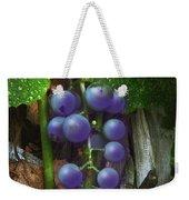 Grapes On The Vine Weekender Tote Bag