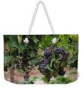 Grapes On Vine Weekender Tote Bag