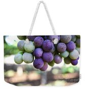 Grapes On Vine Weekender Tote Bag