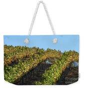 Grapevines Weekender Tote Bag