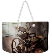 Graphic Artist - The Humble Printing Press Weekender Tote Bag