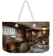 Graphic Artist - Upper And Lower Case  Weekender Tote Bag