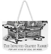 Graphic Range, 1875 Weekender Tote Bag