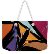 Graphite From India Weekender Tote Bag