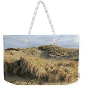 Grass And Sand Dunes Weekender Tote Bag