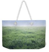 Grass And Sky  Weekender Tote Bag