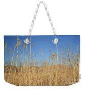 Grass In Motion Weekender Tote Bag