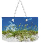 Grass On The Beach, Bill Baggs Cape Weekender Tote Bag
