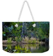 Grass On The Water Weekender Tote Bag