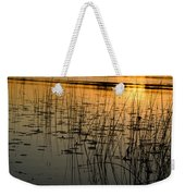 Grass Reflection 2 Weekender Tote Bag