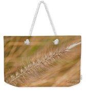 Grass Seed Head Weekender Tote Bag