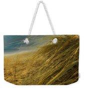 Grass To Sea Weekender Tote Bag