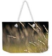 Grasses Blowing Weekender Tote Bag