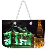 Grasshopper Bar Weekender Tote Bag