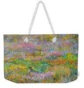 Grasslands Weekender Tote Bag