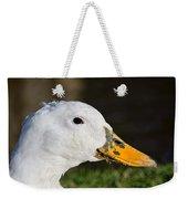 Grassy-bill Duck Weekender Tote Bag