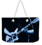 Grateful Blues Weekender Tote Bag