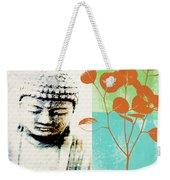 Gratitude Card- Zen Buddha Weekender Tote Bag