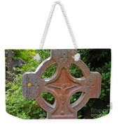 Grave Cross 5 Weekender Tote Bag