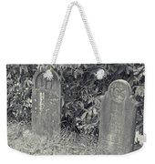 Gravesite Gearheart Oregon Weekender Tote Bag