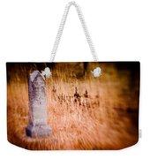 Graveyard 6792 Weekender Tote Bag