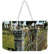 Graveyard Art Weekender Tote Bag