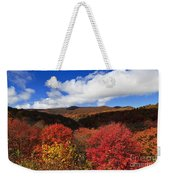 Graveyard Fields In The Mountains Weekender Tote Bag