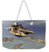 Gravity Tank Weekender Tote Bag