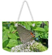 Gray Hairstreak Butterfly - Strymon Melinus Weekender Tote Bag