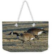 Grazing Geese Weekender Tote Bag