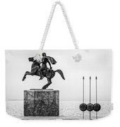 Great Alexander Greece Weekender Tote Bag