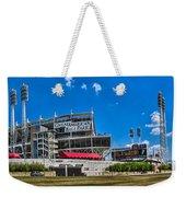 Great American Ball Park Weekender Tote Bag