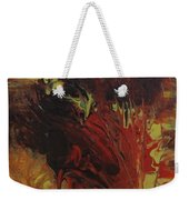 Great Ball Of Fire Weekender Tote Bag