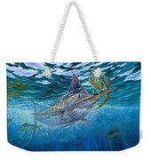 Great Blue And Mahi Mahi Underwater Weekender Tote Bag