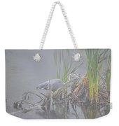 Great Blue Heron 4 Weekender Tote Bag