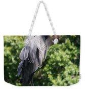Great Blue Heron Vii Weekender Tote Bag