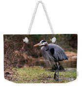 Great Blue On The Clinch River IIi Weekender Tote Bag