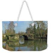 Great Bridge Warwick Weekender Tote Bag