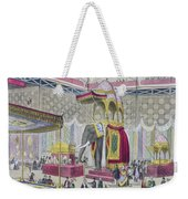 Great Exhibition, 1851 Indian Weekender Tote Bag