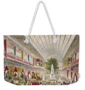 Great Exhibition, 1851 South Transept Weekender Tote Bag
