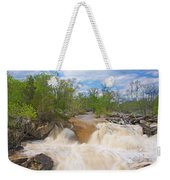 Great Falls White Water #5 Weekender Tote Bag