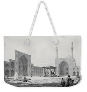 Great Friday Mosque In Isfahan Weekender Tote Bag