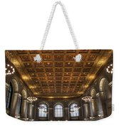 Great Hall St. Louis Central Library Weekender Tote Bag