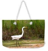 Great Heron Weekender Tote Bag